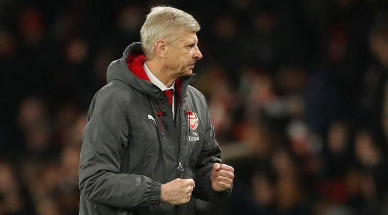 Wenger says Arsenal 'will be busy' in January