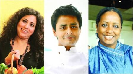 cooking when 18, artist tell what they cooked at 18, chef, author cooking at 18, Indian express, Indian express news