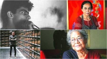 artists talking about art, transformation of art over the years, art and culture, changing art, Indian express, Indian express news