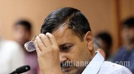 In Maharashtra, Arvind Kejriwal trains guns at BJP