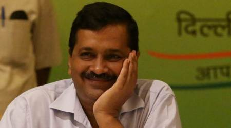 Arvind Kejriwal, Aam Aadmi Party, Magenta Line inauguration, AAP, Aam Aadmi Party, AAP donations, Kejriwal not invited for metro inauguration, Indian Express