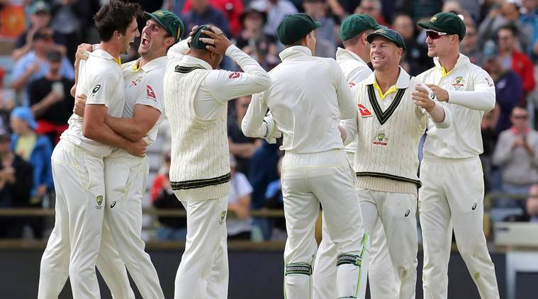 Australia win Ashes against England