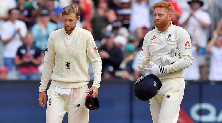 Ashes test between Australia and England