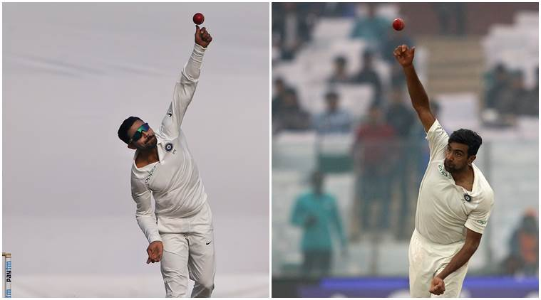 India vs South Africa, ind vs SA, R Ashwin, Ravindra Jadeja, Ashwin, Jadeja, indian cricket team, Cricket news, Indian Express