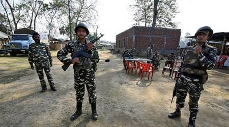 Ahead of NRC draft publication, massive mobilisation of security forces in Assam