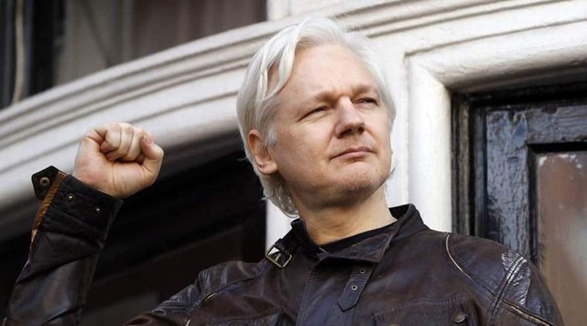 WikiLeaks' Julian Assange says Ecuador seeking to end his asylum