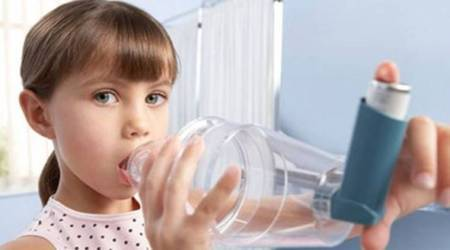 Sugary drinks during pregnancy linked to mid-childhood asthma