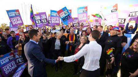 Australian Parliament allows same-sex marriages, first weddings expected inFebruary