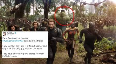 Avengers: Infinity War's trailer is out and we LOVE the desi memes it's inspired