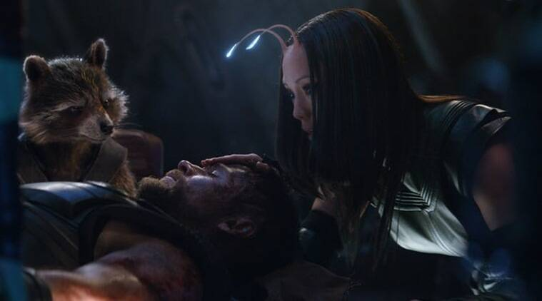 Avengers: Infinity War is Thanos' movie, says director