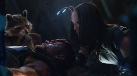Avengers Infinity War: New photo shows Thor being cared by Rocket and Mantis