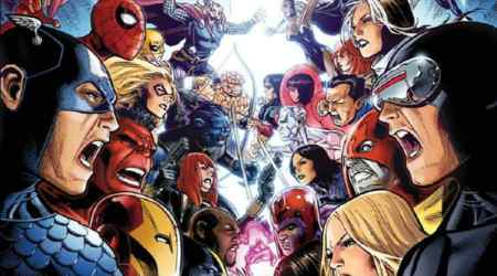 disney taking over fox has made possible that x men fantastic four and avengers may appear in same films