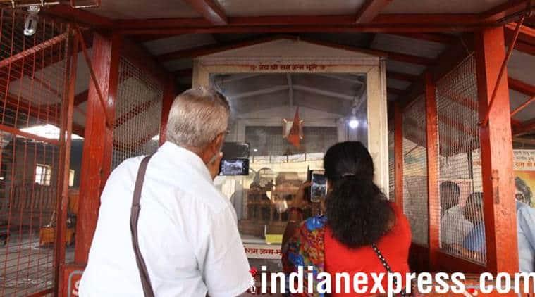 Ayodhya, Ayodhya dispute, babri masjid dispute, babri demolition, ram janmabhoomi, ram mandir, ram mandir ayodhya, indian express