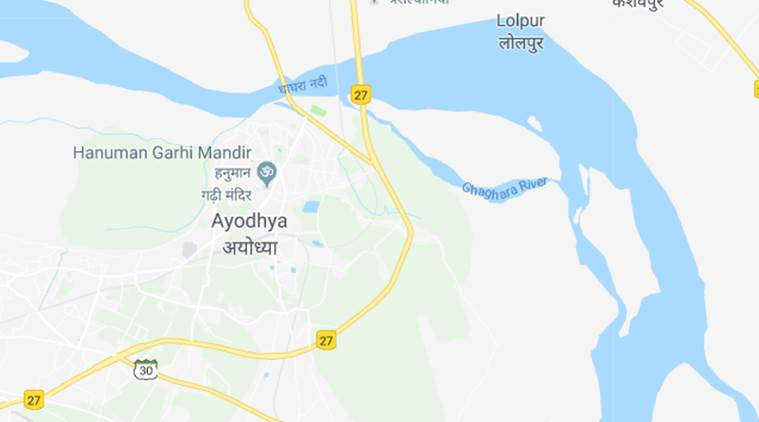 Ayodhya In India Map.Ayodhya Nagar Nigam Election Results 2017 Bjp Mayoral Candidate