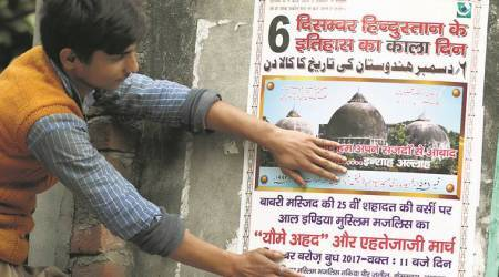 Babri demolition 25 years later: VHP, Sena to 'celebrate', Muslim group to observe 'day ofsorrow'