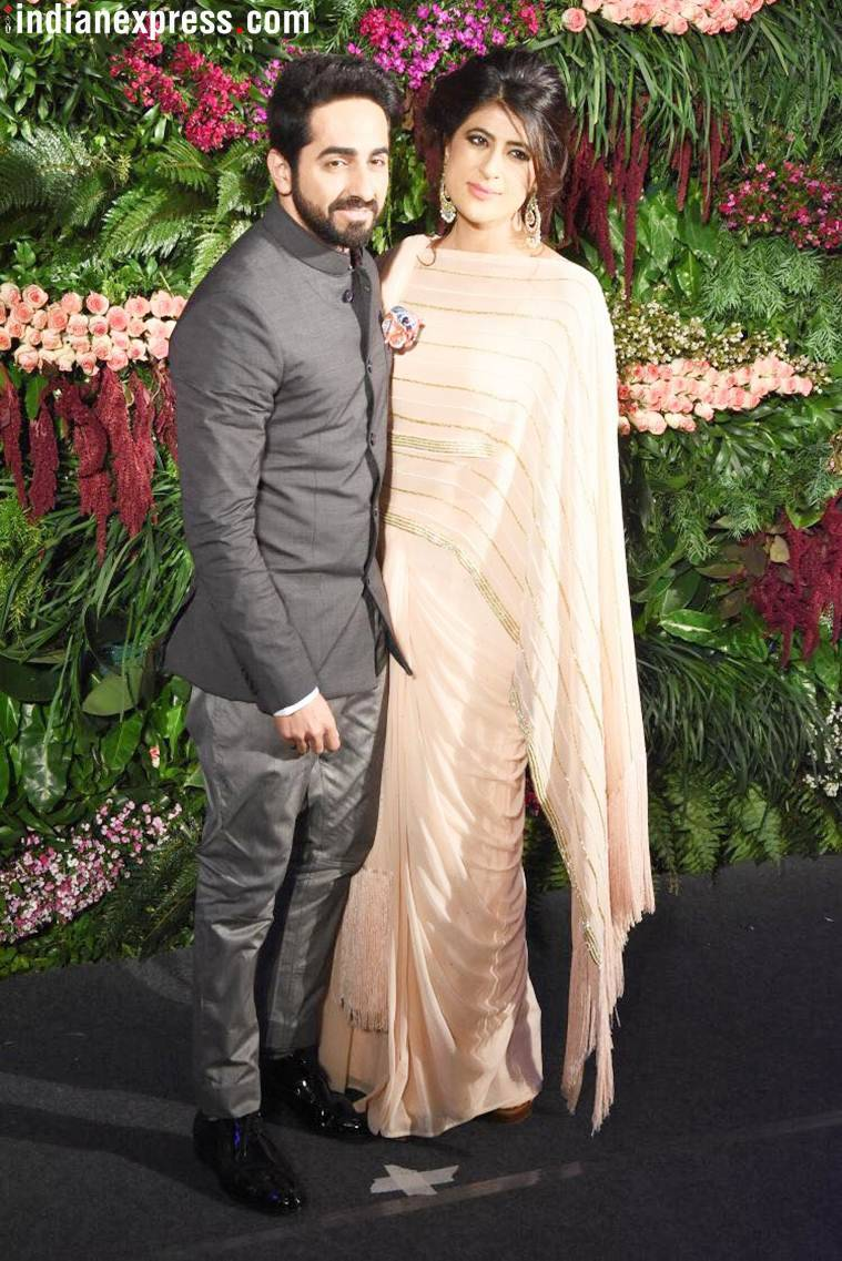 virat kohli anushka sharma wedding reception