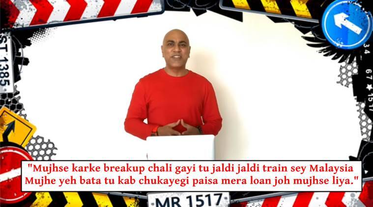 baba sehgal, baba sehgal songs, baba sehgal breakup song, baba sehgal ed sheeran breakup songs, indian express, indian express news