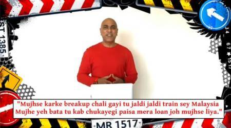 baba sehgal, baba sehgal songs, baba sehgal breakup song, baba sehgal ed sheeran breakup songs, indian express, indian express news