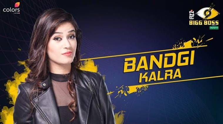 bigg boss 11 bandgi kalra gets evicted