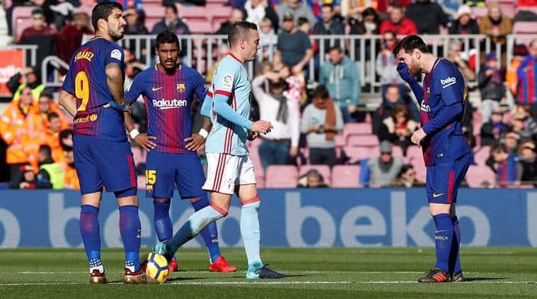 Xem trực tiếp Celta Vigo vs Barca ở đâu?