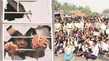 Looking back, Bengal fights 'Communal' tag: Basirhat riots lead the pack, social media 'menace' under policescanner