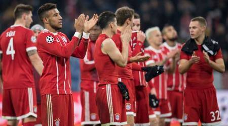 Bayern Munich end PSG's perfect Champions League record with 3-1 win