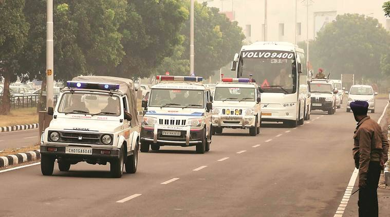 After BCCI assurance on dues, police provide security cover to cricket teams