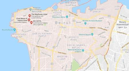 Lebanon: Female British embassy worker found strangled near Beirut