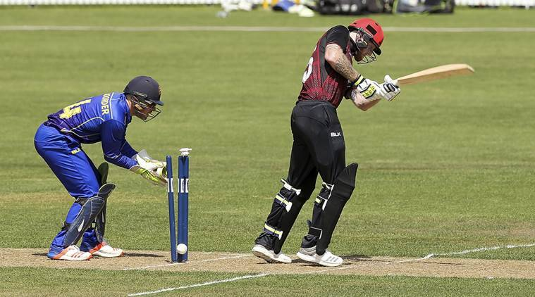 Stokes struggles with bat and ball in Canterbury debut