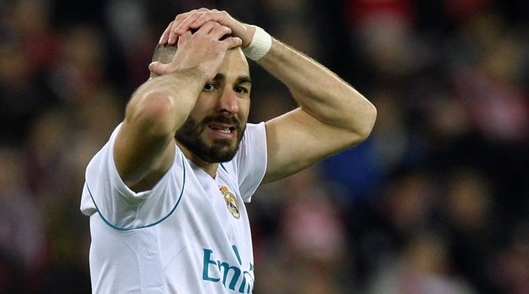 French federation president closes door to Karim Benzema's return