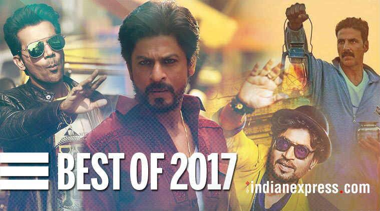 Best Bollywood actors of 2017