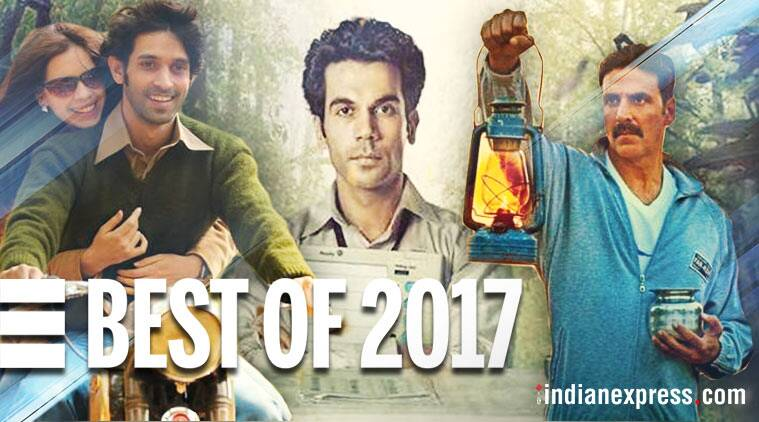 best Bollywood films of 2017