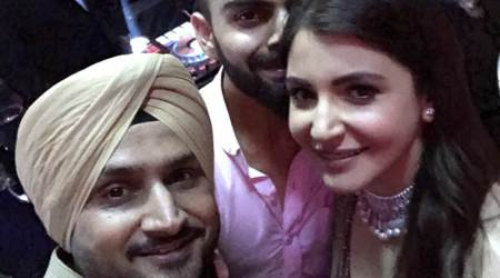 Harbhajan Singh revels in vibe and charm of 'cheeku and cheeki ki shaadi', watch video