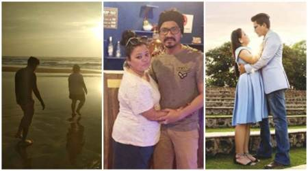 Bharti Singh and Haarsh Limbachiyaa's 'beautiful part of life' is on, see first photos post wedding
