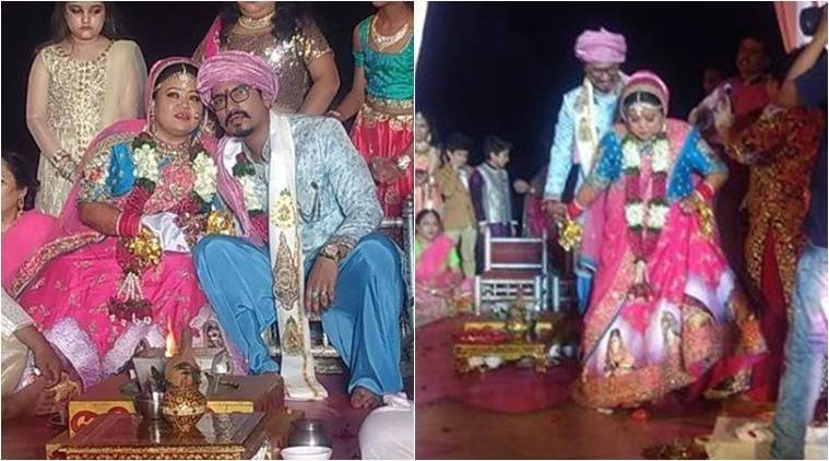 Bharti Singh-Harsh Limbachiyaa wedding: Mehendi ceremony full of amusing antics
