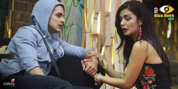 priyank divya break up in bigg boss 11