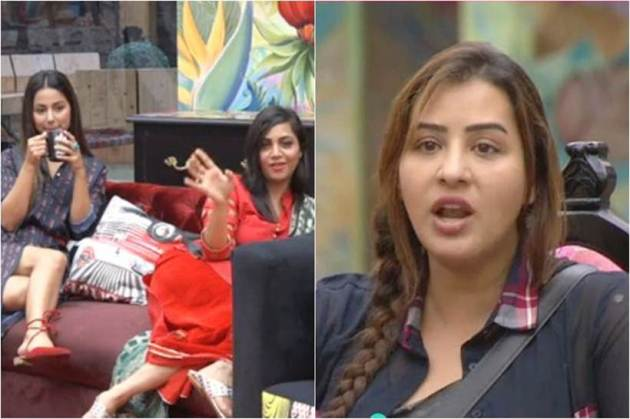 arshi khan fights with shilpa shinde for disrespecting her father