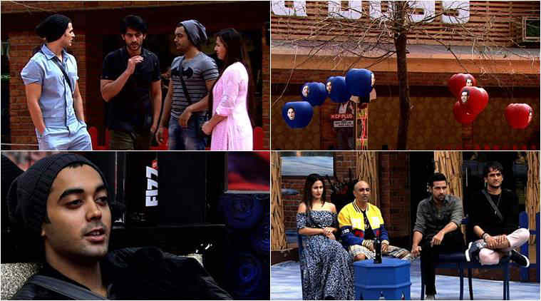 Bigg Boss 11: Lab workers try to make robots laugh
