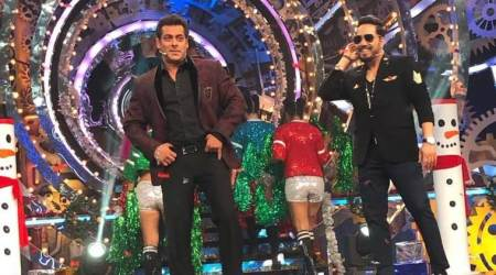 Bigg Boss 11: Mika Singh to set the stage on fire with Salman Khan; see video,photos