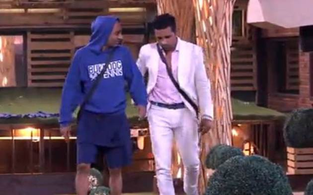 puneesh and akash dadlani