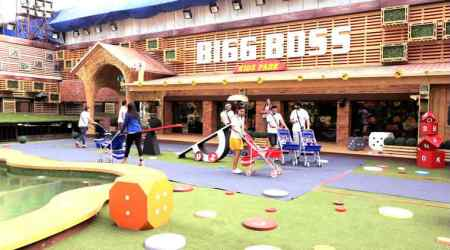 Bigg Boss captaincy task