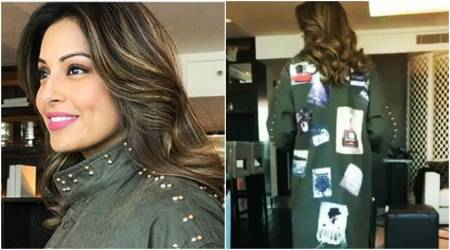 Bipasha Basu's winter fashion has a quirky touch to it; see pics