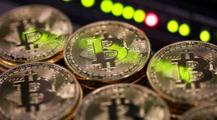 south korea, cryptocurrencies, south korea economy, bitcoin, world economy, bitcoin-related shares, indian express, world news