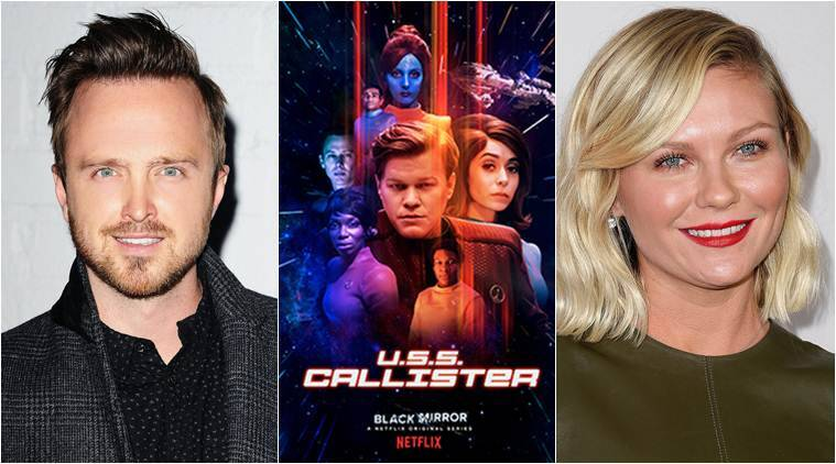 Did you spot these A-lister cameos in Black Mirror's 'USS Callister'?