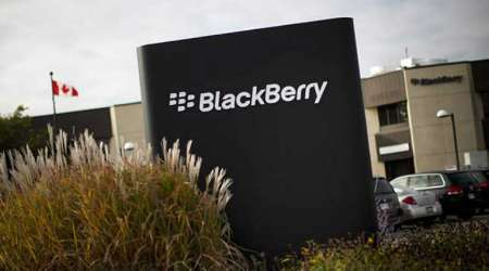 BlackBerry's software sales, license revenue send shares surging by 12 per cent