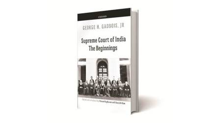 Supreme court of india book, Supreme Court of India: The Beginnings, Supreme court of india book review, SC, Law, book review