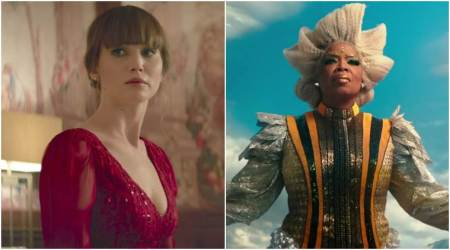 Red Sparrow to A Wrinkle in Time: Five book adaptations that promise to be complete screen scorchers in 2018