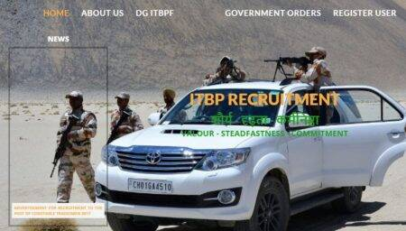 itbp, recruitment.itbpolice.nic.in, police constable jobs, police jobs