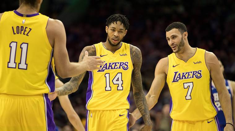 Podcast: Lakers beat Sixers on the road behind Brandon Ingram game-winner