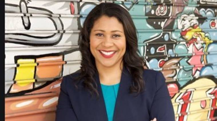 san francisco, mayor, acting mayor, black woman mayor, united states, US, African-American woman, indian express, world news